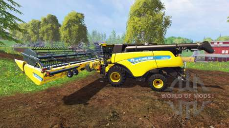 New Holland CR10.90 v1.4 für Farming Simulator 2015