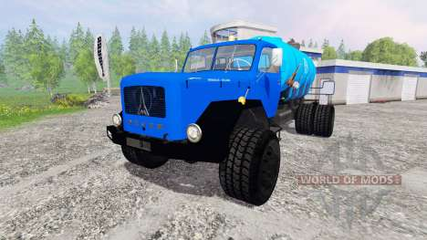 Magirus-Deutz 200D26 [water] v1.5 für Farming Simulator 2015