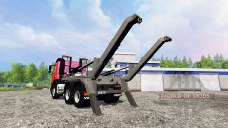 Volvo FMX [container truck] v1.2 pour Farming Simulator 2015