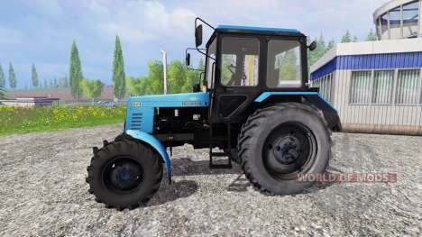 MTZ-82.1 Belarus turbo für Farming Simulator 2015