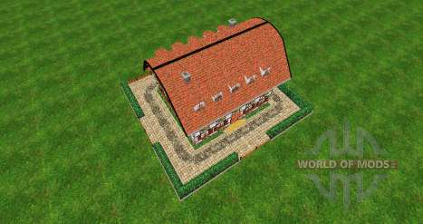 Farmhouse pour Farming Simulator 2015