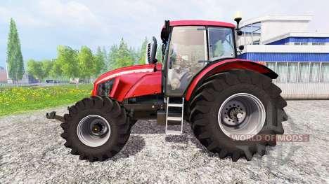 Zetor Forterra 150 HD pour Farming Simulator 2015