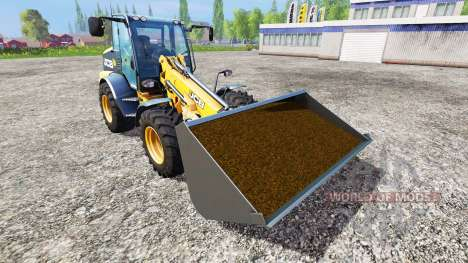 Universel scoop v1.1 pour Farming Simulator 2015