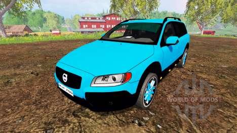 Volvo XC70 pour Farming Simulator 2015