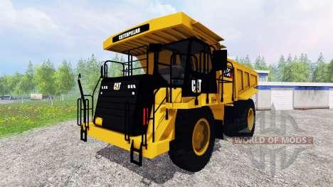 Caterpillar 773G für Farming Simulator 2015