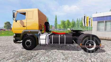 MAZ-5440 [pic] pour Farming Simulator 2015