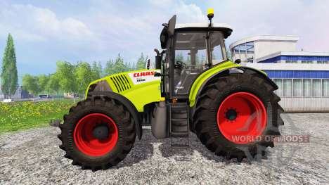 CLAAS Axion 850 v1.3 pour Farming Simulator 2015