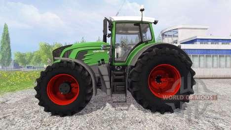 Fendt 936 Vario S4 v0.9 für Farming Simulator 2015
