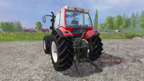 Lindner Geotrac 84 pour Farming Simulator 2015