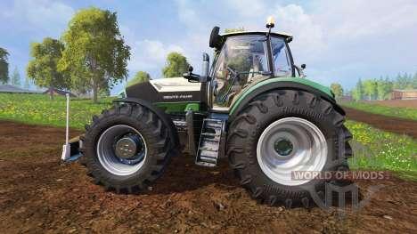 Deutz-Fahr Agrotron 7250 Warrior v7.0 pour Farming Simulator 2015