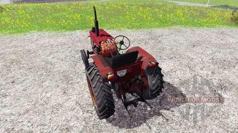 MTZ-45 v2.2 für Farming Simulator 2015