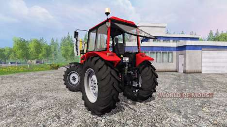 La biélorussie 1221.4 pour Farming Simulator 2015