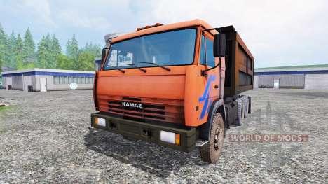 KamAZ-53212 v1.0 für Farming Simulator 2015