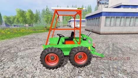 Rasant BergTrac für Farming Simulator 2015