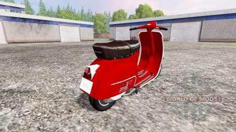 Piaggio Vespa v0.1 für Farming Simulator 2015