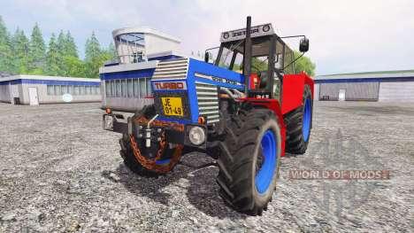 Zetor 12145 für Farming Simulator 2015