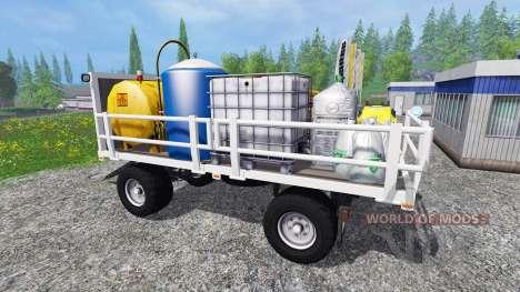 Gruber HW 80 [service] v3.0 für Farming Simulator 2015