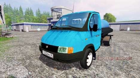 GAZ-3302 für Farming Simulator 2015