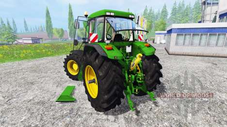 John Deere 7810 [weight] pour Farming Simulator 2015