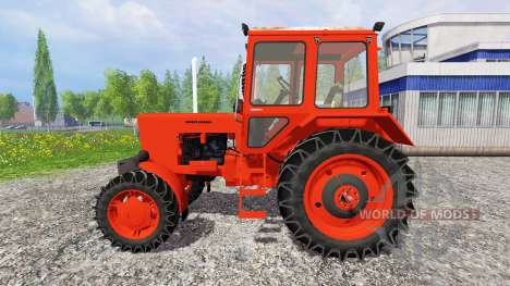 MTZ-82 [rot] v2.0 für Farming Simulator 2015