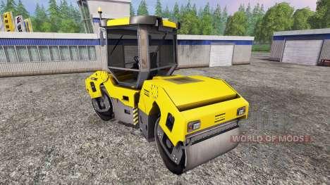 Dynapac CC2200 pour Farming Simulator 2015