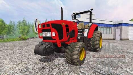 Biélorussie-322 v0.9 pour Farming Simulator 2015