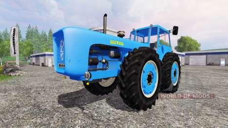 Dutra D4K B v2.0 pour Farming Simulator 2015