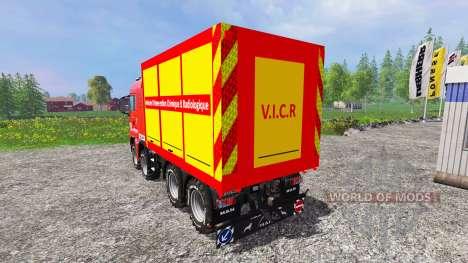 MAN TGS VICR für Farming Simulator 2015