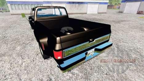 Chevrolet Silverado 3500 1984 für Farming Simulator 2015