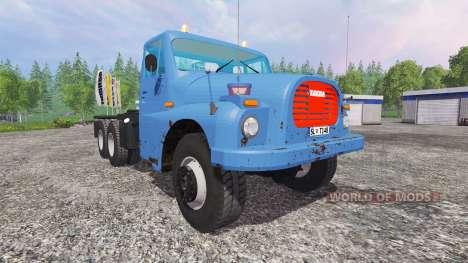 Tatra 148 v2.0 für Farming Simulator 2015