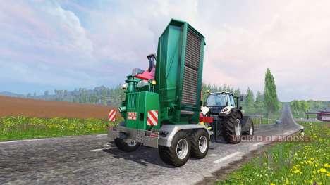 Jenz HEM 583 Z v3.0 für Farming Simulator 2015