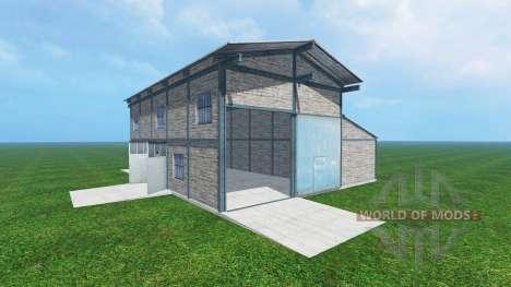 Garage v1.1 für Farming Simulator 2015