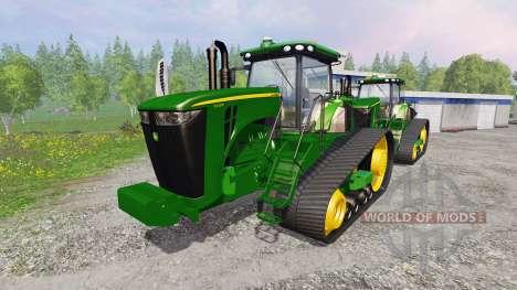 John Deere 9560R pour Farming Simulator 2015