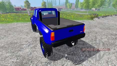 GMC C4500 TopKick für Farming Simulator 2015