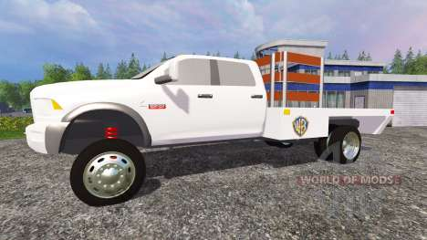 Dodge Ram 5500 2015 [stake truck] pour Farming Simulator 2015