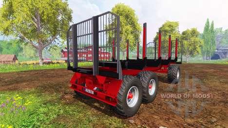 Kroger Timber v2.0 pour Farming Simulator 2015