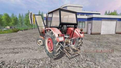Ursus C-360 [cabin czeska] für Farming Simulator 2015