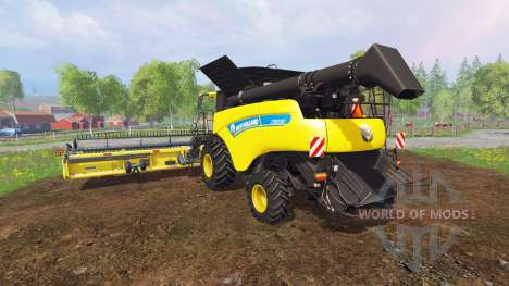 New Holland CR10.90 für Farming Simulator 2015