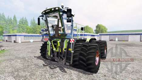 CLAAS Xerion 3800 SaddleTrac für Farming Simulator 2015