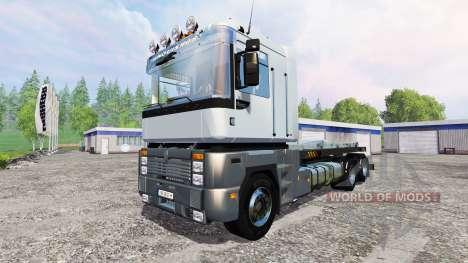 Renault Magnum [hooklift] v1.2 für Farming Simulator 2015