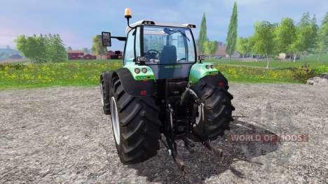 Deutz-Fahr Agrotron L730 v2.0 pour Farming Simulator 2015