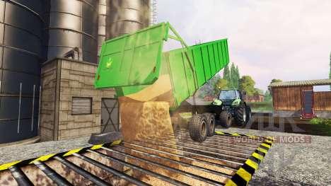 Laumetris PTL-20 pour Farming Simulator 2015