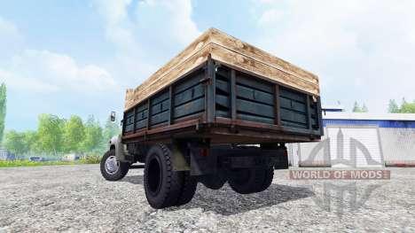 GAZ-53 v1.0 für Farming Simulator 2015