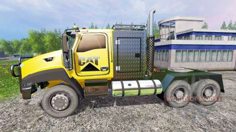 Caterpillar CT660 für Farming Simulator 2015