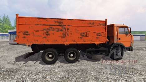 KamAZ-55102 [build] pour Farming Simulator 2015
