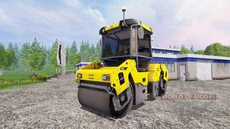 Dynapac CC2200 für Farming Simulator 2015