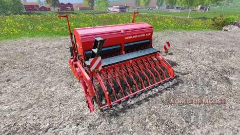 Kuhn Sitera 3000 für Farming Simulator 2015