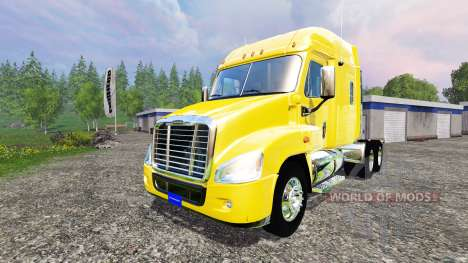 Freightliner Cascadia pour Farming Simulator 2015