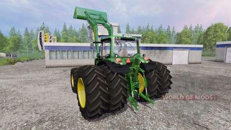 John Deere 7530 Premium v2.0 für Farming Simulator 2015