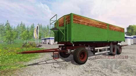 Kempf 24T pour Farming Simulator 2015
